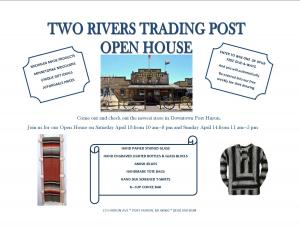 Two Rivers Trading Post Open House
