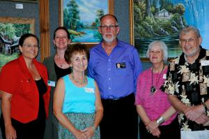 2nd ANNUAL MEET THE ARTISTS EVENT AT FRANKENMUTH ART GALLERY  SATURDAY 7 23 2011
